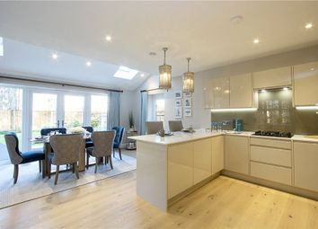 Thumbnail 4 bed detached house for sale in Hartland Village, Fleet, Hampshire