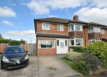 Thumbnail 4 bed semi-detached house for sale in Welland Road, Keynsham, Bristol