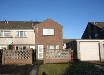 Thumbnail 3 bed end terrace house for sale in Downs Place, Heathhall, Dumfries