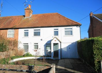 Thumbnail 4 bedroom cottage for sale in Water Street, Hampstead Norreys, Thatcham