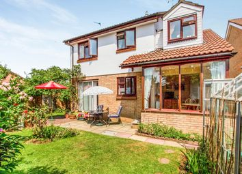 Thumbnail 4 bedroom detached house for sale in Gadshill Drive, Stoke Gifford, Bristol