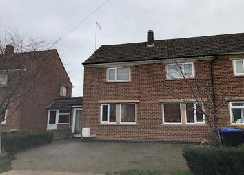 Thumbnail 3 bed property to rent in Farmclose Road, Wootton, Northampton