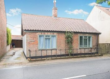 Thumbnail 1 bedroom detached house for sale in Silver Street, Baumber, Horncastle, Lincolnshire