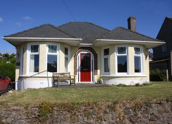 Thumbnail 3 bed detached bungalow for sale in St. Peters Road, Johnston, Haverfordwest