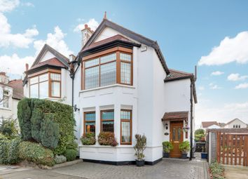 Thumbnail 3 bed semi-detached house for sale in Sandleigh Road, Leigh On Sea, Essex