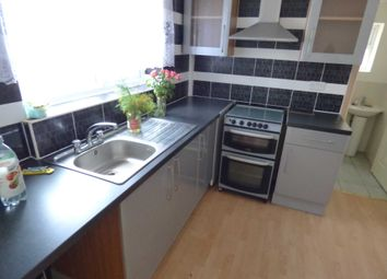 Thumbnail 1 bed flat to rent in Dallow Road, Luton