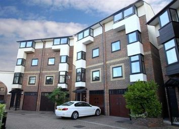 Thumbnail 4 bedroom town house to rent in Ironmongers Place, Canary Wharf - Mudchute DLR