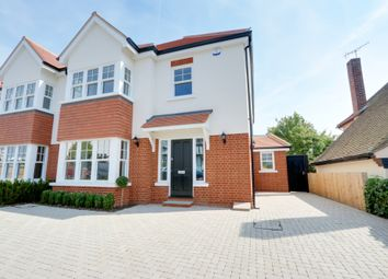 Thumbnail 5 bed semi-detached house for sale in Somerville Gardens, Leigh-On-Sea