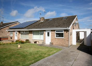 Thumbnail 3 bed semi-detached bungalow for sale in Bamford Road, Inkersall, Chesterfield