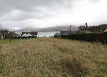 Thumbnail Land for sale in Building Plot, Dalachladich Road, Lochcarron
