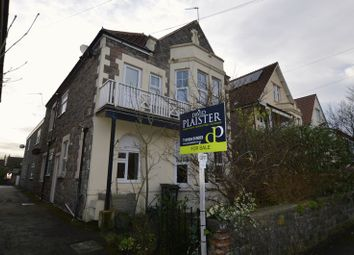 Thumbnail 2 bed flat for sale in Quantock Road, Weston-Super-Mare