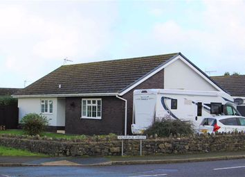 Thumbnail 4 bed detached bungalow for sale in Vicarage Fields, Pembroke