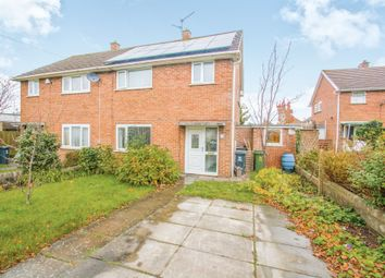 Thumbnail 3 bed semi-detached house for sale in Mount Pleasant Avenue, Llanrumney, Cardiff