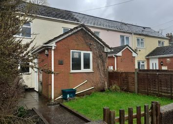 Thumbnail 2 bed terraced house to rent in Martins Lane, Tiverton