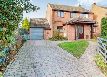 Thumbnail 3 bed detached house for sale in Albert Street, Bottesford, Nottingham