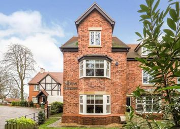 Thumbnail 4 bed end terrace house for sale in The Ridge, New Park Lane, The Park, Mansfield