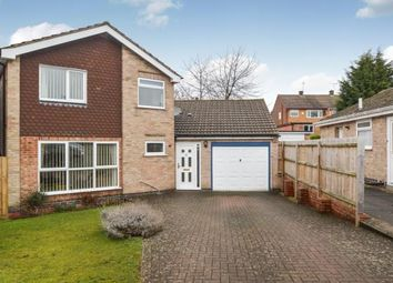 Thumbnail 4 bed detached house for sale in Fiona Drive, Thurnby, Leicester, Leicestershire