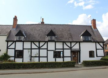 Thumbnail 4 bed cottage for sale in Nether Farm Close, Lutterworth Road, Gilmorton, Lutterworth