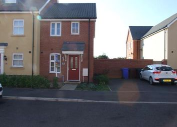 Thumbnail 2 bed end terrace house for sale in Red Lodge, Bury St Edmunds, Suffolk