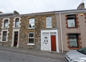 Thumbnail 3 bedroom terraced house for sale in Chemical Road, Morriston