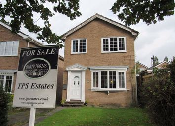 Thumbnail 3 bed detached house for sale in 38, Park Avenue, Darley Dale Matlock, Derbyshire