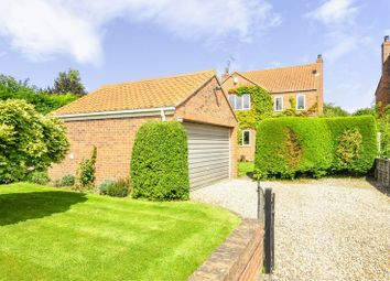 Thumbnail 4 bed detached house for sale in Angram Road, Long Marston, York