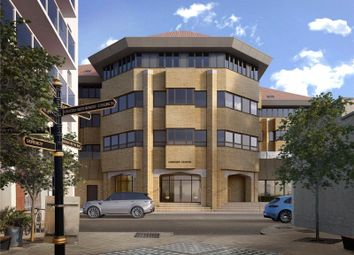 Thumbnail 2 bed flat for sale in Library House, New Road, Brentwood, Essex