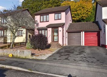 Thumbnail 3 bed link-detached house for sale in Barton Drive, Bradley Vale, Newton Abbot, Devon.