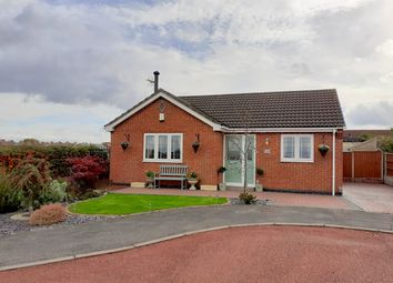 Thumbnail 2 bed detached bungalow for sale in Herrods View, Stanton Hill, Sutton-In-Ashfield