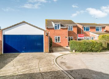 Thumbnail 4 bed detached house for sale in Pennington Place, Thame
