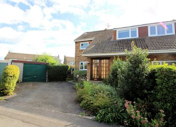 Thumbnail 3 bed semi-detached house for sale in Orchard Walk, Kingswood, Wotton-Under-Edge, Gloucestershire
