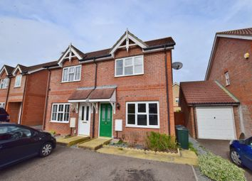 Thumbnail 2 bed semi-detached house to rent in Skylark Way, Kingsnorth, Ashford, Kent