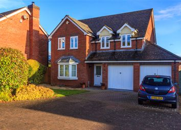 Thumbnail 4 bed detached house for sale in The Mill, Bromsash, Ross-On-Wye