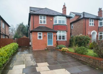 Thumbnail 4 bed detached house for sale in Willow Tree Road, Altrincham