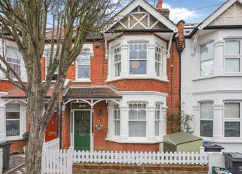 Boscombe Road, Wimbledon SW19. 4 bed terraced house for sale