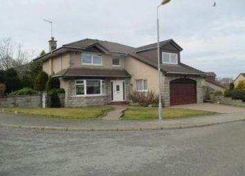 Thumbnail 4 bed detached house to rent in Queens Den, Woodend AB15,