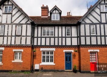 Thumbnail 3 bed terraced house for sale in Castle Street, Ongar