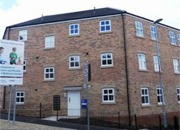 Thumbnail 3 bed flat to rent in Churchill Road, Felling, Gateshead, Tyne And Wear