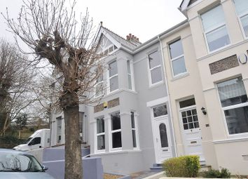 4 bed terraced house for sale in Bickham Park Road, Plymouth PL3
