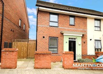 Thumbnail 3 bedroom semi-detached house to rent in Messenger Road, Smethwick