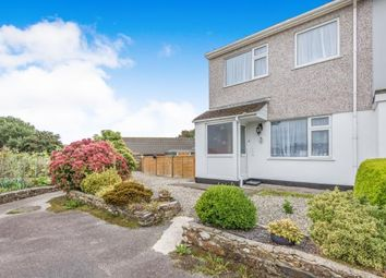 Thumbnail 3 bed end terrace house for sale in Heamoor, Penzance, Cornwall