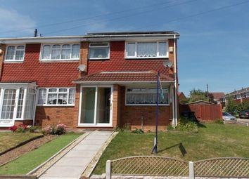 Thumbnail 3 bedroom property for sale in Westacre Gardens, Stechford, Birmingham