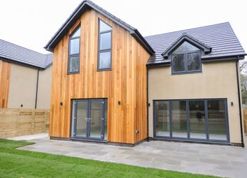 Thumbnail 4 bedroom detached house for sale in Plot 1, Far Wood View, Ashover Road, Old Tupton