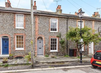 Thumbnail 3 bed terraced house for sale in Washington Street, Chichester
