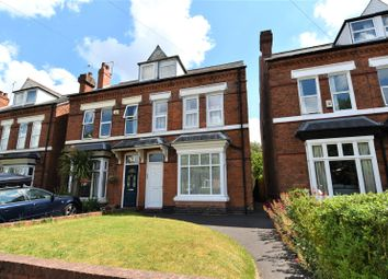 Thumbnail 5 bed semi-detached house for sale in Station Road, Kings Norton, Birmingham, West Midlands