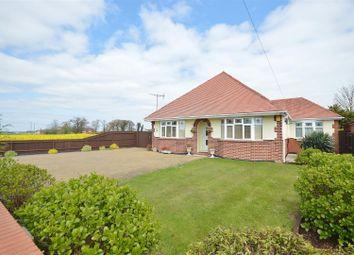 Thumbnail 3 bed detached bungalow for sale in Tan Lane, Little Clacton, Clacton-On-Sea