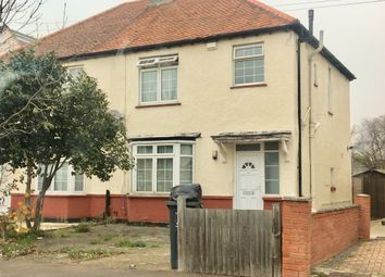Thumbnail 3 bed semi-detached house to rent in Ellington Road, Hounslow