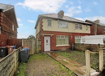 Thumbnail 3 bedroom property for sale in Worsley Avenue, Walkden, Manchester