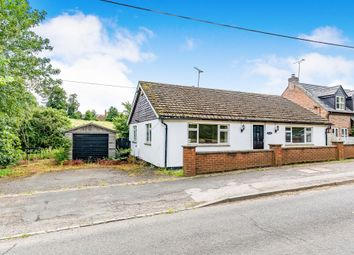 Thumbnail 2 bed detached bungalow for sale in Main Street, Tingewick, Buckingham
