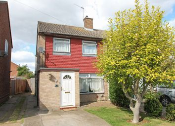 Thumbnail 3 bedroom end terrace house for sale in Medway Road, Crayford, Dartford